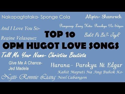 Top 10 OPM Hugot Love Songs Volume 1 | Daikhlo