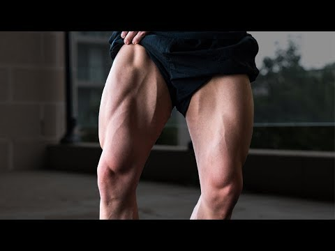 How to Grow Leg Mass At Home | NO WEIGHTS