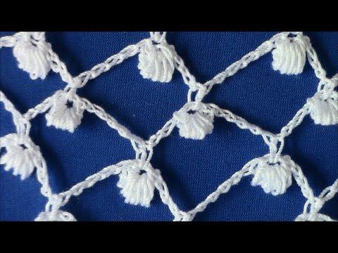 Irish Crochet Basics, The Clones Knot ground