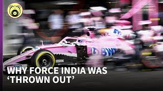 "Why Force India was ""thrown out"" - Chainbear explains"