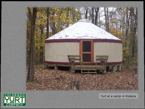 About Colorado Yurt Company