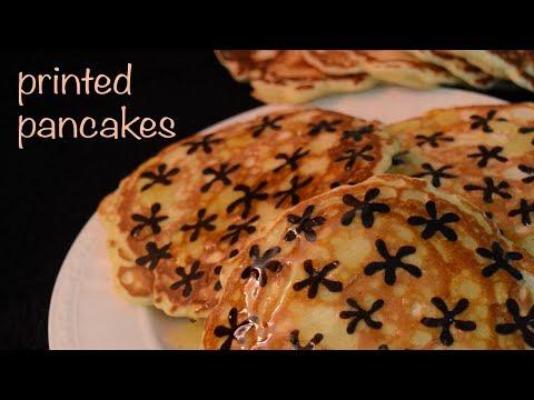 Pancake recipe, printed fluffy pancakes recipe