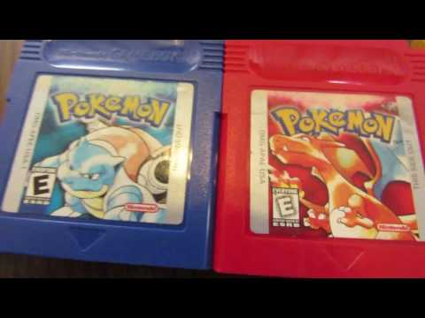 How To Spot fake Pokemon GBC games and Cards