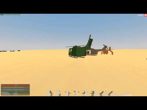 unturned helicopters