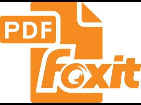 How to insert Image in PDF file using Foxit Reader's Image Annotations