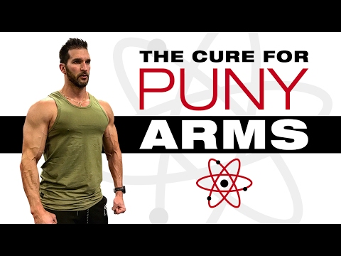 Mass Building Arm Workout in ONLY 6 SETS!