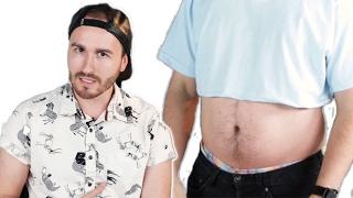 Men Face Their Fashion Fears For A Week