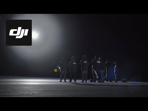 DJI - Night Moves: Behind the Scenes with BMW Motorsport