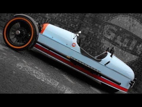 Morgan Motor Company: Crafting a Car from Wood - /DRIVEN