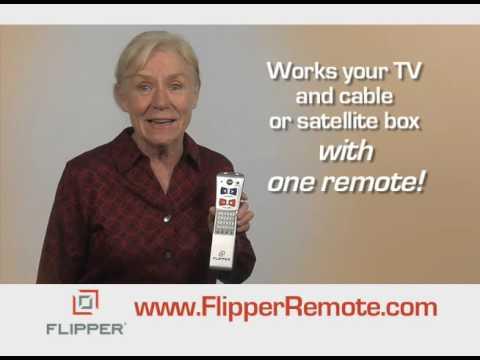 Flipper Simple TV Remote
