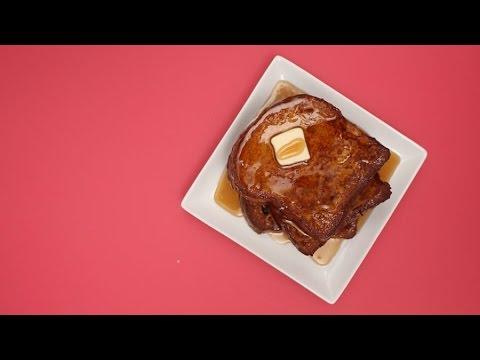 Simple Classic French Toast - Martha Stewart