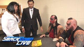 """Breezango open a new case in """"Pulp Fashion"""": SmackDown LIVE, Oct. 17, 2017"""