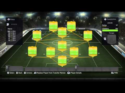 FIFA 15 ULTIMATE TEAM - BEGINNERS GUIDE