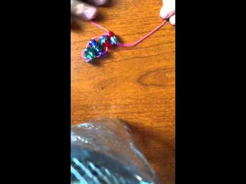 DIY : beaded lizard part 1 🐸