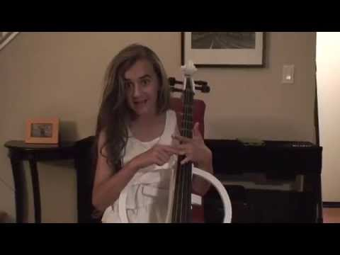 Beginner Cello Lesson 3 for Kids (adults welcome)