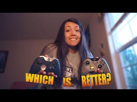 Xbox Elite Controller vs. ScufOne Controller | Scuf = OVERTHROWN? (Unlike Aik Reviews)