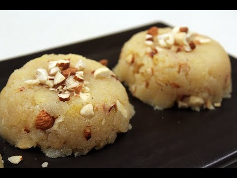 Sheera | Sweet Dish Recipe | Sanjeev Kapoor Khazana
