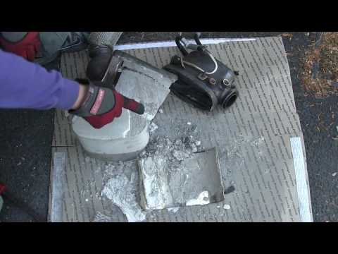 Diesel particulate filter - what's inside?