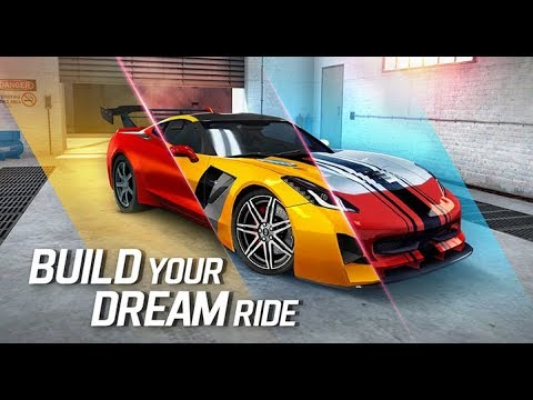 HOW TO BUILD YOUR DREAM RIDE - Nitro Nation Drag Racing