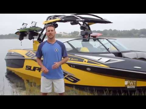 Video  The Supra SE550 – Official Boat of the Pro Wakeboard Tour   Wakeboarding Magazine