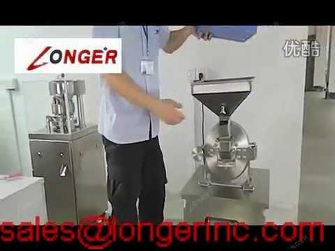 Multi-purpose Powder Making Grinding Machine For Rice, Salt, Sugar,Spices,Masala,Chili Powder