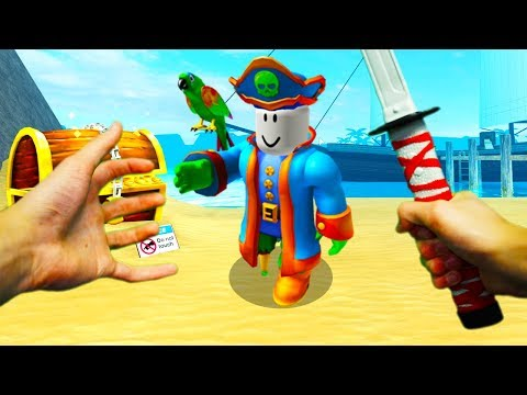 Realistic Roblox - HOW TO BECOME A TREASURE HUNTER