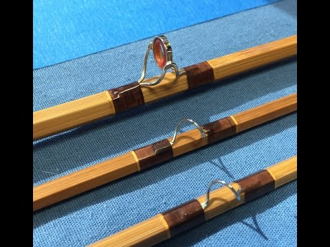 Bamboo Rod Building - Ep. 9 - Wraps & Rod Completion