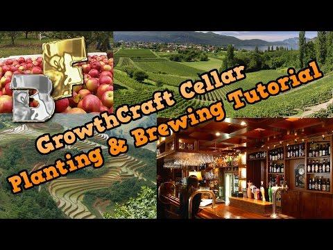 Minecraft Growthcraft Cellar Tutorial