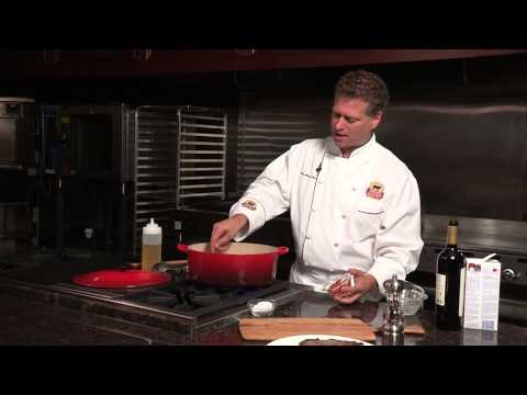 Beef Tips with Chef Michael: Braising