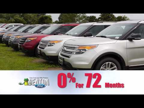 Labor Day Free Ride Sales Event at Denton Maryland Ford Dealer