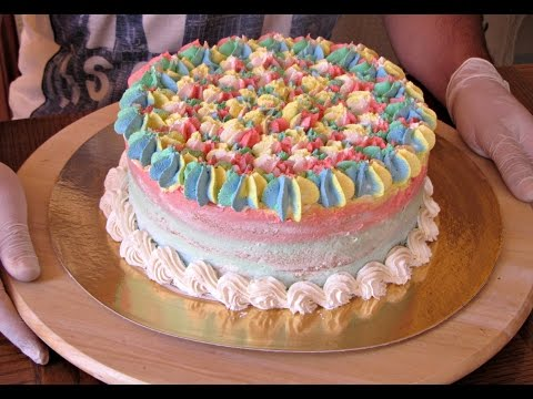 Cake Decorating For Kids (Beginners)