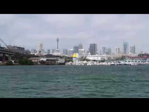 Tasmania to Sydney in 60 Seconds or Less