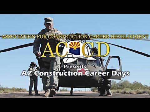 Arizona Construction Career Days - AZCCD Video 2015
