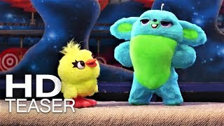 TOY STORY 4 | Teaser Trailer #2 (2019) Dublado HD