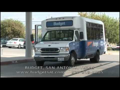 BUDGET RENT A CAR, SAN ANTONIO, TEXAS