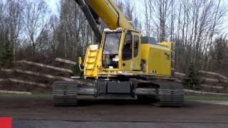 Grove New GHC75 GHC55 - Telescoping Crawler Cranes