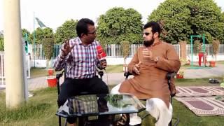 What Hashim Amla Said which Forced Aleem Dar to Put Away Beard