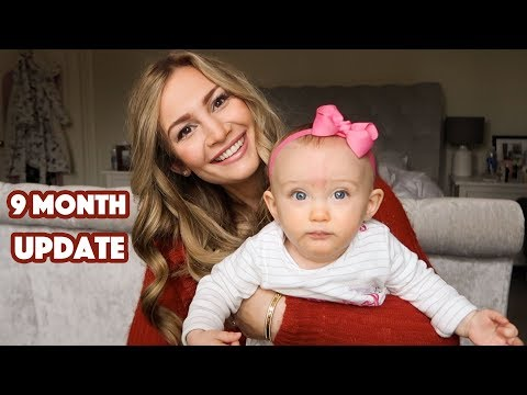 9 Month Baby Update | Alessia