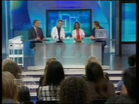 Milkscreen home test for alcohol in breast milk featured on The Doctors TV