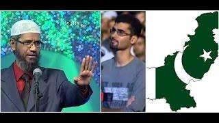 Go Pakistan and Teach Them True Islam an Angry Man to Dr Zakir Naik (pakistaniyo ko sikhao)