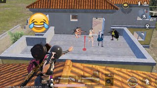 Trolling Noobs With Pan🤣😆 | PUBG MOBILE FUNNY MOMENTS