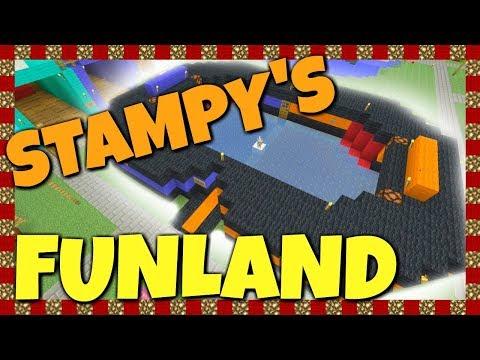 Stampy's Funland - Doggy Hockey