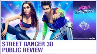Street Dancer 3D public review: Varun Dhawan and Shraddha Kapoor starrer proves to be an entertainer
