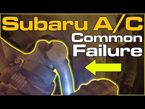 Subaru A/C Common Failure
