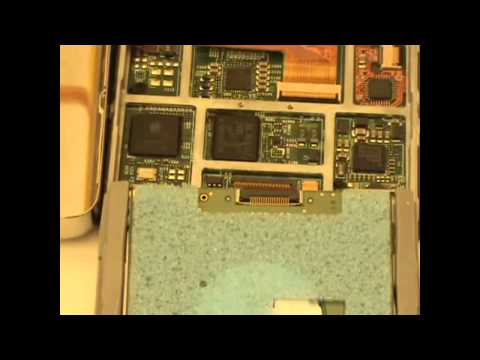 Ipod Classic Hard Drive replacement Training video