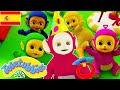 ☆ Teletubbies en Español Castellano ☆ COMPILACIÓN DE 1 HORA ☆ Espectáculos para niños ☆