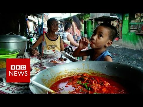 Would you eat recycled landfill meat? - BBC News