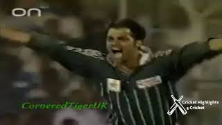 Pakistan vs India in the Final 1999