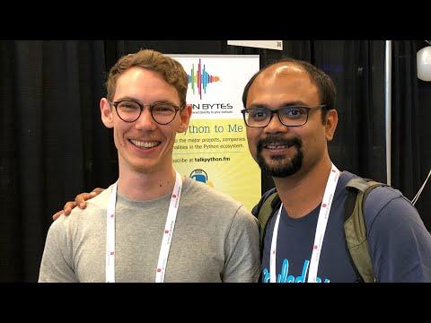 PyCon 2018 Vlog 04 – How To Become a Better Python Developer (Kushal Das)