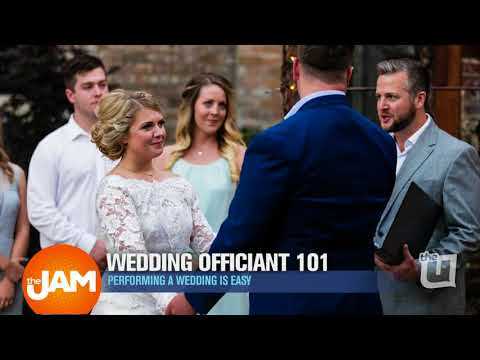 Tips on How to Officiant a Wedding with Jon Hansen